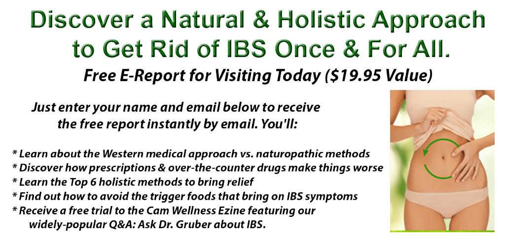 Free IBS e-book